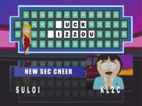 Wheel of Mizzfortune