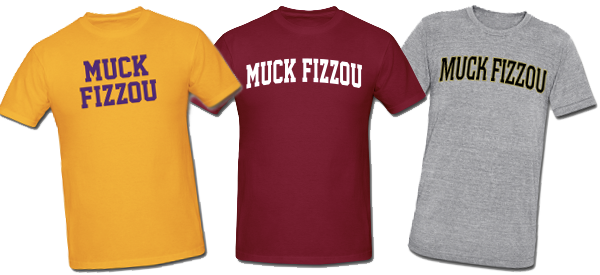Custom Muck FIzzou shirts made to match the SEC school of your choosing.