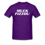 Purple Muck Fizzou shirt
