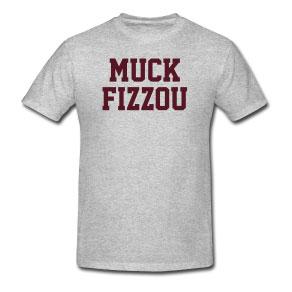 Texas A&M Muck Fizzou shirt - heather