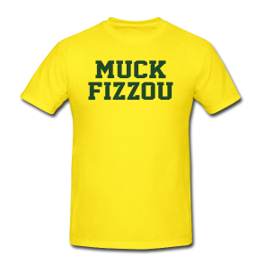 Baylor Muck Fizzou shirt yellow
