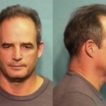 Mizzou's football coach Gary Pinkel' mug shot