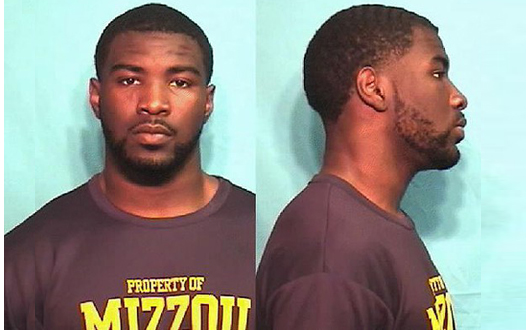 Starting Mizzou RB was arrested twice. Once for sexually assault and again for domestic abuse.