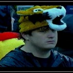 Mizzou fan looking pathetic during another loss.