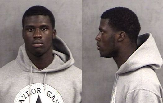 Top Mizzou recruit Dorial Green-Backham arrested for marijuana possession.