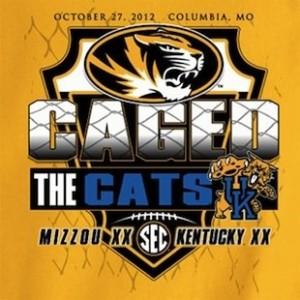 A shirt that celebrates Mizzou's win over 1-8 Kentucky