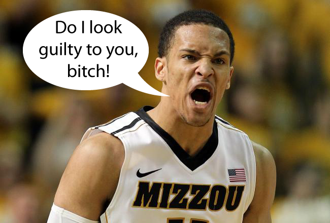 Mizzou guard Michael Dixon leaves school after second rape allegation comes out.